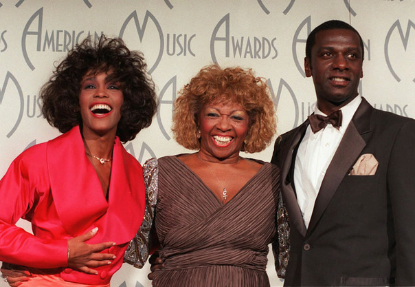 Whitney-Houston-Cissy-Houston-and-Gary-Houston1998