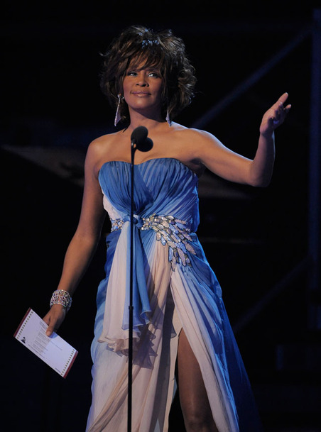 Whitney-Houston-at-the-2009-Grammy-Awards